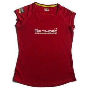 Baltimore Running Festival Shirt 10th Anniversary